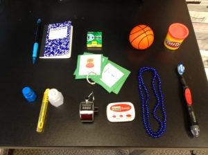 sensory tool kit